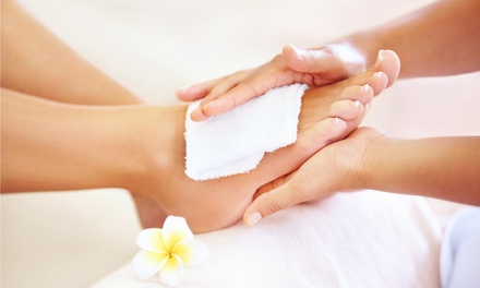 A Spa Manicure and Pedicure from North Shore Podiatry (56% Off)