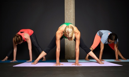 10 or 20 Classes at Solfire Yoga (Up to 83% Off)