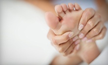 $299 for a Laser Toenail-Fungus Treatment for Both Feet at Einhorn &amp; Einhorn, DPM ($795 Value)
