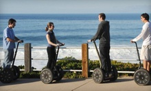 Choice of Segway Tour of San Diego or La Jolla, or Advanced Tour of La Jolla from We Love Tourists (Up to 67% Off)