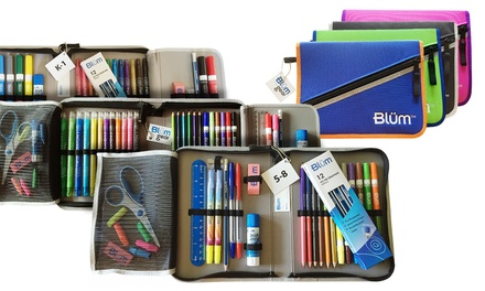 Blüm Gear All-in-1 School Supply Kits