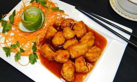Asian Cuisine at Shun Lee Palace (Up to $ Off). Two Options Available.