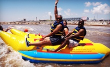 Banana-Boat Ride for Two, Four, or Six from Sublime Watersports (Up to 54% Off)