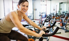 Five Spin Classes or One Month of Unlimited Spin Classes at Pure Energy Fitness (61% Off)