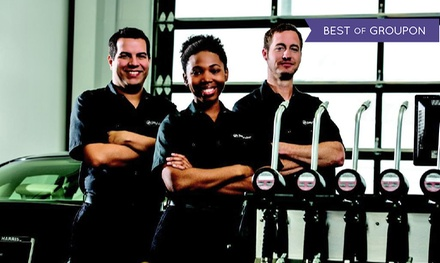 $25 for a Signature Service Oil Change with Inspection and Vacuuming at Jiffy Lube (Up to $41.99 Value)
