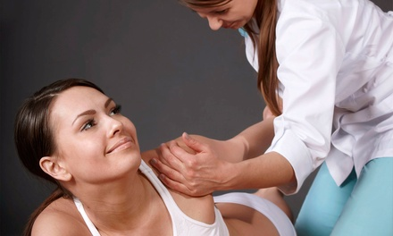 Chiropractic Exam with One Adjustment and One Massage or Two Adjustments at Lundell Chiropractic (Up to 71% Off)