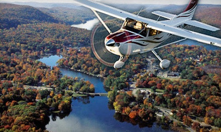 Discovery Flight for One or Two from Sky Training LLC (Up to 53% Off)