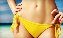 One or Three Brazilian Waxes at Concepts Salon &amp; Spa (Up to 59% Off)