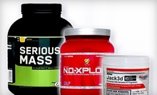 $10 for $20 Worth of Vitamins and Supplements at Wholesale Nutrition