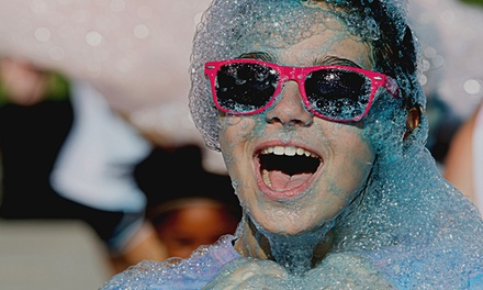 Entry to the ColorFoam5k Race on April 25 for One or Two (46% Off)