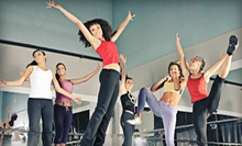 One or Three Months of Classes at Zumba with Samantha (Up to 57% Off)