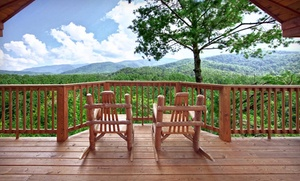 2-night Stay In A One-, Two-, Three-, Four-, Or Five-bedroom Cabin For Up To 20 At Elk Springs Resort In Gatlinburg, Tn