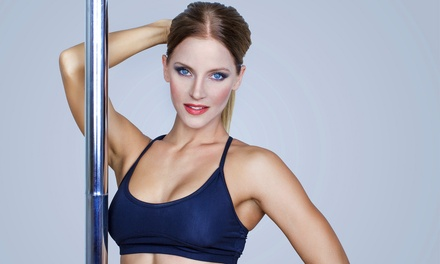 4 or 12 Pole Classes, 12 or 24 Zumba Classes, or Ladies' Night Workshop at JMK Entertainment (Up to 69% Off)