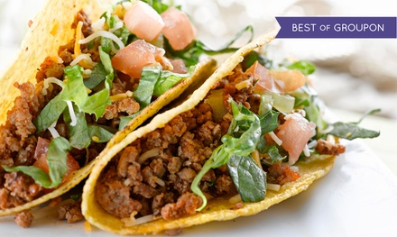 Mexican Food for Lunch or Dinner at El Paisano (Up to 40% Off)