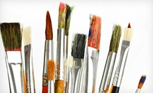$10 for $20 Worth of Paint-Your-Own Ceramics at Paint-N-Party in Niles