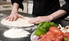 Cooking Class for Two or Four at Rig A' Tony's Italian Take-out (Up to 52% Off)