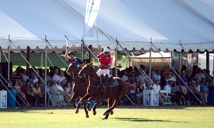 One Ticket, Tailgating Pass, or RV Pass to the Bentley Scottsdale Polo Championships on October 25–26 (Up to Half Off)