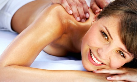 Three 60-Minute Massages at Massage by Stacey (Up to 56% Off)