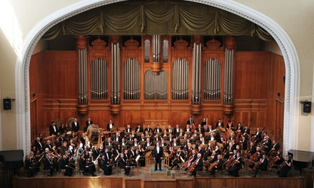 Moscow State Symphony Orchestra at State Theatre on November 16 at 3 p.m. (Up to 69% Off)