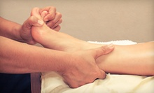 Laser Toenail-Fungus-Removal Treatment for Up to 5 or 10 Toes at Clark Podiatry Center (Up to 73% Off)