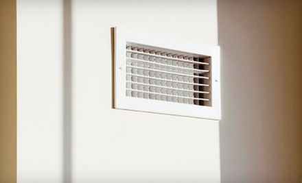 Air-Duct Cleaning Package with Option for a Dryer-Vent Cleaning from All States Air Duct Pro (Up to 83% Off)