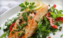 Seafood Dinner or Lunch at River City Seafood &amp; Grill (Half Off)