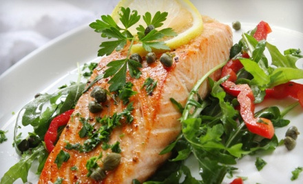 Seafood Dinner or Lunch at River City Seafood & Grill (Half Off)