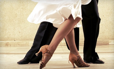 Dance Lessons for One or Two at Ballantyne Ballroom (Up to 83% Off). Three Options Available.