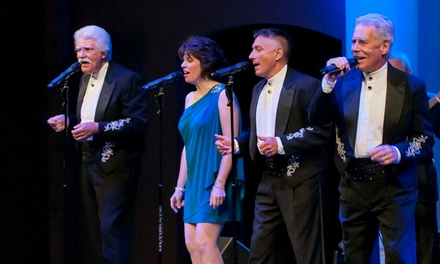 Fall Doo Wop Feat. The Skyliners, The Drifters, & More at NYCB Theatre at Westbury on September 26 (Up to 40% Off)