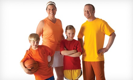 $49 for a Three-Month Family Membership to Lynn YMCA ($194.25 Value)