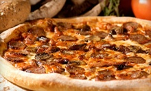 Pizza Meal for Two or Four at Capo Pizzeria (Up to 52% Off)