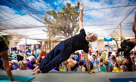 Bhakti Fest West at Joshua Tree Retreat Center on September 4–7 at 7 a.m. (Up to 50% Off)