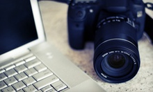 Beginners Digital-Photography Workshop with Outdoor Shoot and Critique for One or Two from Photomart (Up to 70% Off)