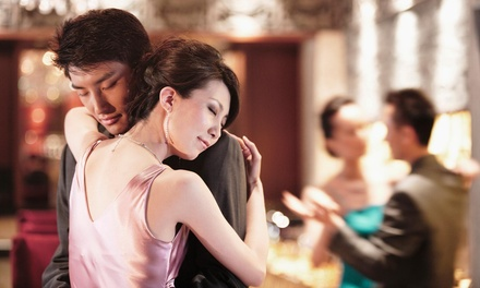 $55 for $330 Worth of Ballroom Dance Classes at Rock Steady School of Ballroom Dance
