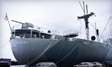 American Victory Ship Mariners Memorial Museum Visit for Two or One-Year Companion or Family Membership (Up to 51% Off)
