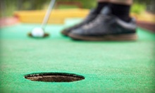 Mini-Golf Package for Two or Four with Arcade Tokens and Soda at Putt-Putt Fun Center in Burlington (Half Off)