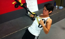 8 or 16 Boot-Camp or Kettlebell Classes at PhysXtreme (82% Off)