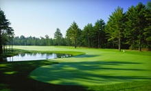 $60 for 18-Hole Round of Golf Including Cart and Range Balls at Pinehills Golf Club (Up to $110 Value)