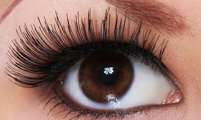 Manisa's Nails and beauty - London: Individual Eyelash Extensions With Brow Shape and Tint for £29 at Manisa's Nails and Beauty (54% Off)