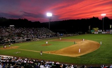New Britain Rock Cats Baseball Game for Two at New Britain Stadium (48% Off)