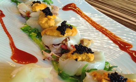 $15 for $25 Worth of Sushi and Asian Food at Bar Lure