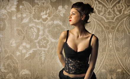 Cha Cha Sugar Boudoir Photography Deal of the Day | Groupon