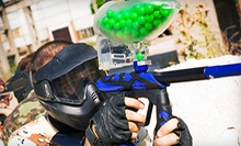 Paintball Packages for 6 or 12 at Battle Creek Outdoor Paintball Fields (Up to 77% Off)