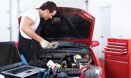 TX4 — 2 localizações: mudança de óleo, filtro de óleo e check-up automóvel desde 39€