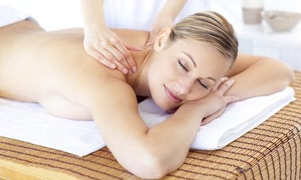 1, 3, or 12 60-Minute Swedish Massages at Luxurious Essentials (Up to 67% Off)
