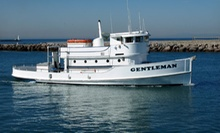 3/4-day Fishing Excursion for Two with Rod Rental, Includes Fuel Surcharge at Channel Islands Sportfishing (54% Off)