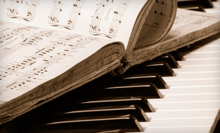 One or Two Months of Private Music Lessons at Pepper's School of Music (Up to 70% Off)