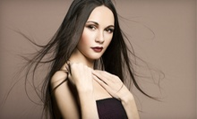 One or Two Keratin Hair-Smoothing Treatments at Designers Hair & Makeup Studio (Up to 68% Off)