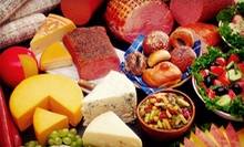 $10 for $20 Worth of Specialty Groceries and Goods at Alesci's