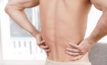 $35 for 60-Minute Massage and Chiropractic Pain Consultation at Chesapeake Wellness Center ($164 Value)